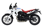 BMW F650GS (800cc twin)