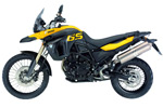 BMW F800 GS Higher KM Model
