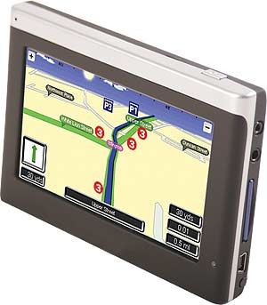 GPS and Satnav