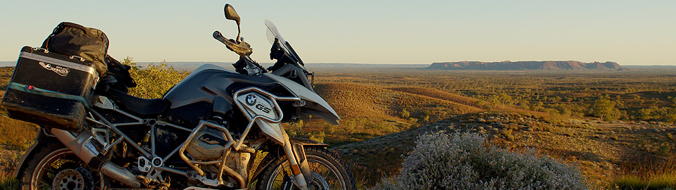 Iconic Australia Guided Motorcycle Tour