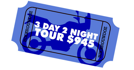 3 day 2 night tour offer